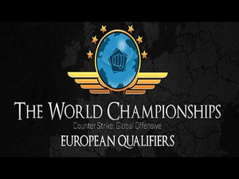 Norvège vs Belarus World Championships 2015 European Qualifier