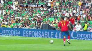 Spain vs Mexico Football Friendly (9)