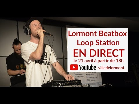 Lormont Beatbox Loop Station