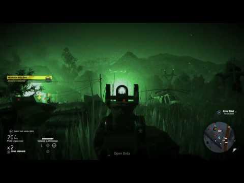 [Random Plays] Tom Clancy's Ghost Recon® Wildlands - Open Beta