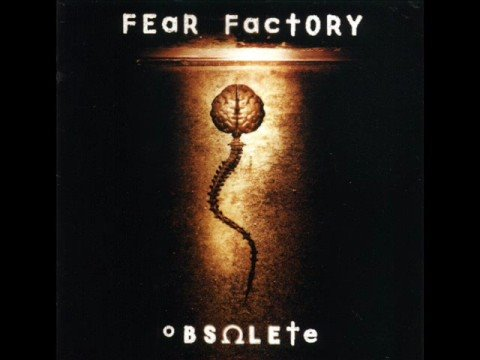 Fear Factory - Edgecrusher