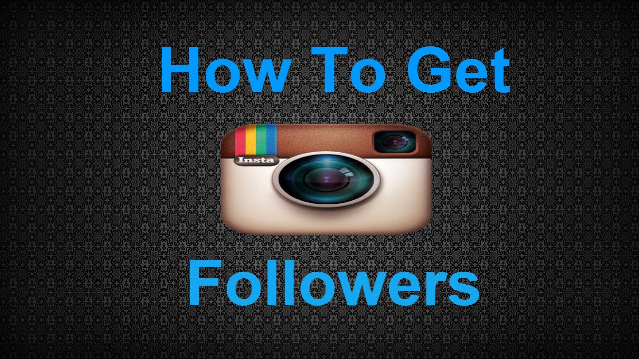 How To Get Thousands Of Followers On Instagram No Hacks/Cheats (2015
