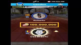 Bowling King - London 100 pin 1-on-1 100m prize