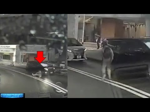 CRAZY AS HELL!! Teleportation Caught On Dash-Cam!! Creepy Insect UFO! Watch This! 1/20/17