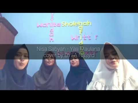 Dyfa Nasyid - Maulana Ya Maulana versi Rap n Beat Box