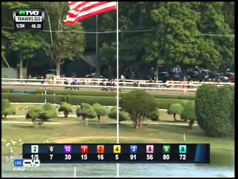 2015 TRAVERS STAKES (G1)