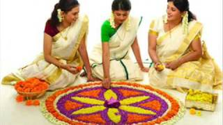 Chandana valayitta kai.....onam song from thiruvona kaineettam