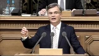 Dr. Bernd Baumann über den anhaltenden Vertrauensverlust in die aktuelle Politik