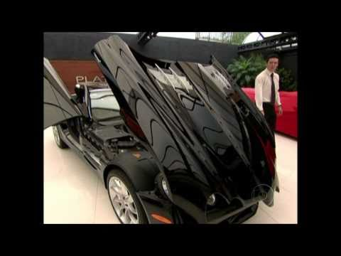 Auto Esporte Clientes vips ganham mimos na hora de comprar carros de luxo