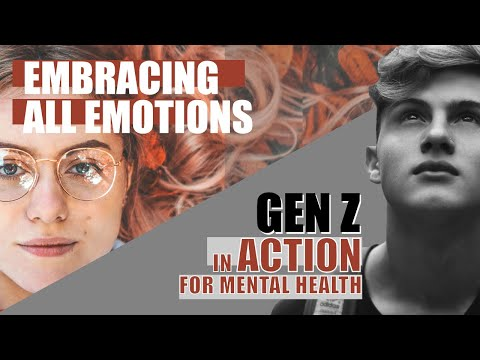 Embracing ALL Emotions: Tools for understanding feelings PLUS GenZ on Mental Health