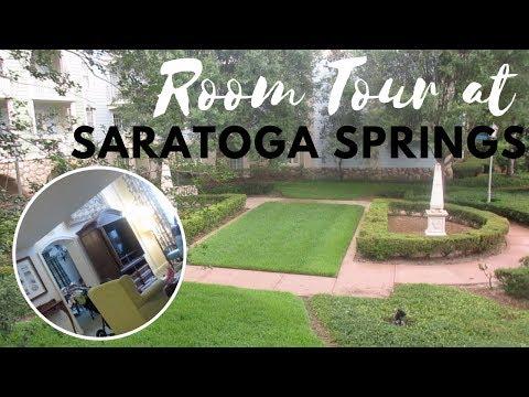 Saratoga Springs GRAND VILLA Room Tour