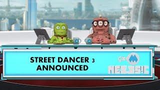 Varun Dhawan   Shraddha Kapoor   Remo D'souza   Street Dancer 3 First Look   9XM Newsic