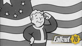 Fallout 76: All Vault Tec cartoons in Black and White