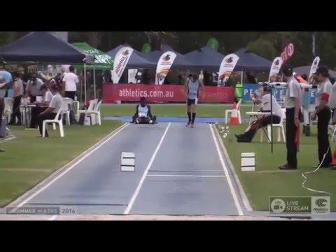 Australian Junior Athletics Championships Complete Meet