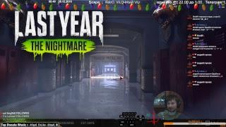 Last Year: The Nightmare - (клюшки, мы вас найдём..)Прямой эфир: 27 дек. 2018 г.