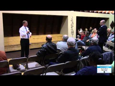 Executive Kittleman's Town Hall Meeting in Oakland Mills