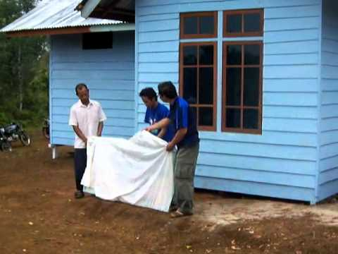 Perkumpulan PENA (Launching Community Radio in Landak District, West Borneo)