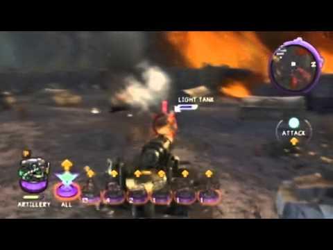Let's Play Battalion Wars 2 Pt. 16, History Lesson