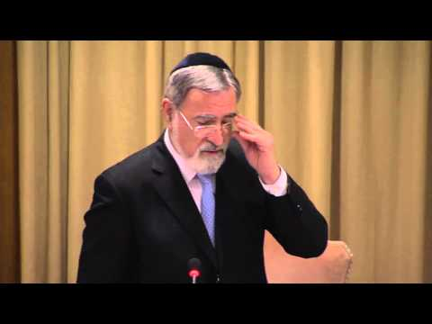 Rabbi Lord Jonathan Sacks   Former Chief Rabbi of the UK and the Commonwealth Ph.D., King's College