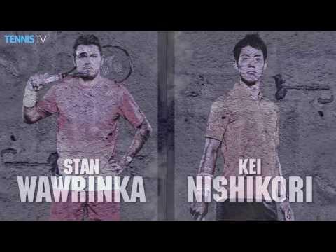 Nishikori Dismisses Wawrinka In London Highlights
