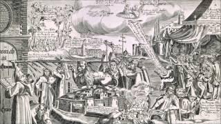Altenburg - Gaudium Christianum; Das Lutherische Schloß oder Feste Burgk a 19