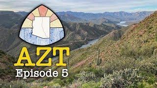 AZT 2019 Thru-Hike: Episode 5 - Rattlesnakes and Hotdogs