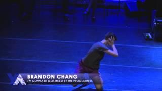 Brandon Chang | Dance | 2015 YoungArts Miami