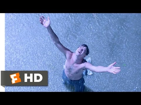 The Shawshank Redemption (1994) - Andy Escapes Scene (7/10) | Movieclips