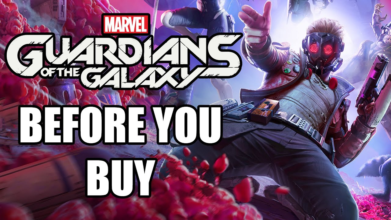 Guardians of the Galaxy game reviews  our roundup of the scores