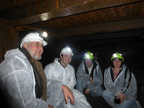 Houghton Mines Rescue: Journey to the Coal Face