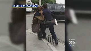 Video Of SFPD Officer Struggling With Suspect Fuels Stun Gun Debate