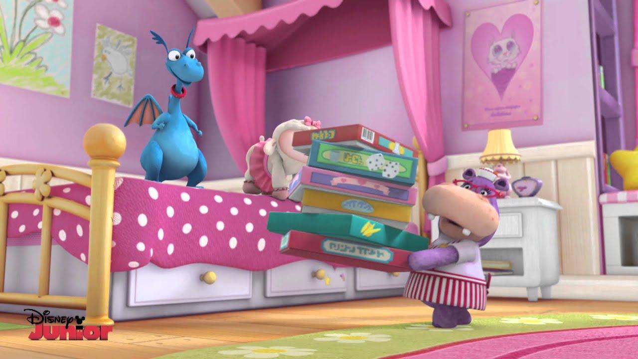 Doc Mcstuffins Chair Smyths Fancy Leather Lamb In A Jam Disney Junior Uk Youtube