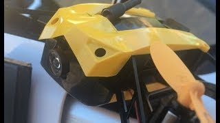 Holy Stone Bolt Bee FPV FLIGHT 5.8 FX Goggles ROTG01 OTG Review