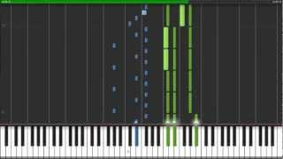Appassionata 2nd Movement - Opus 57 No. 23 [Piano Tutorial] (Synthesia)