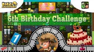 [~6th Birthday~] # 6th Birthday Challenge 1-  Diggy
