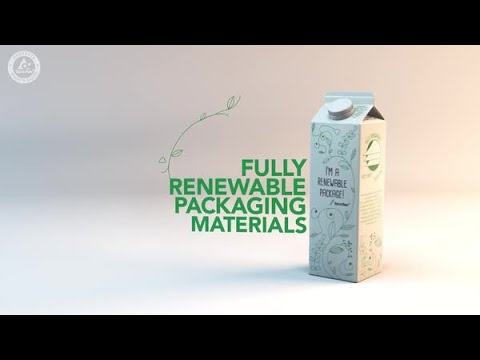 Tetra Pak Packaging Material - Packed with Innovation