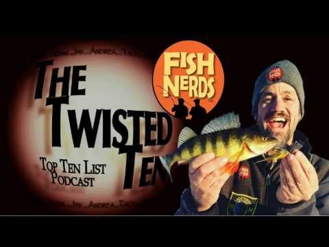 TTT - Episode 63 - Clay Groves with The Fish Nerds Podcast with Top Ten Fishy Parents