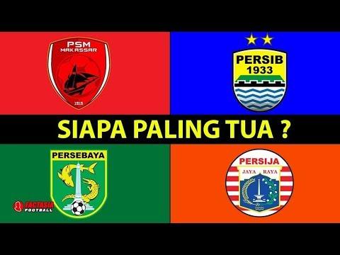 Klub TERTUA Di Indonesia   Liga 1 2018   Sejarah Sepak Bola Indonesia
