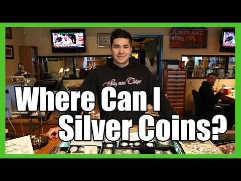 Where Can I Buy Silver Coins? | Coin Collecting Tips By Sahara Coins
