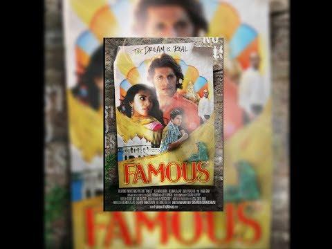 Famous (2012) full short film    Karanvir Bohra, Reshma Gajjar, Raghu Ram