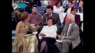 Fam. Peiţa la emisiunea Surprize-Surprize cu Andreea Marin.