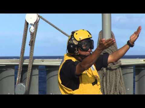 ARM Usumacinta Fast Rope Training