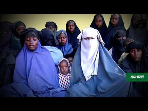 Abducted Chibok girls say 'we won't return': Boko Haram video