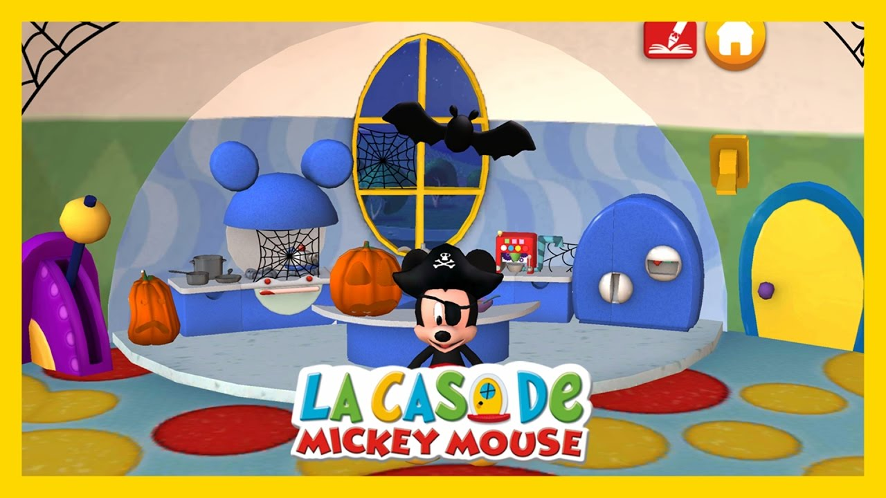 Disney Color and Play | Estación: Halloween (COMPLETO) | La Casa de ...