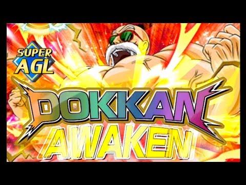 Dragon Ball Z: Dokkan Battle How To Dokkan Awaken Max Power Roshi!
