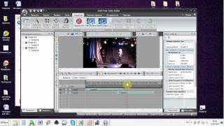 клеим видео  ( VSDC Free Video Editor)
