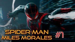 Spider-Man Miles Morales I Intro con Fedelobo