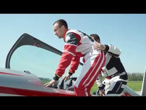 Peter Podlunšek Aerosports - Polet z Miho