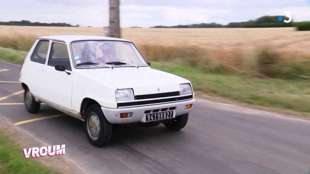 Download Vroum : la R5, petite voiture populaire de Renault