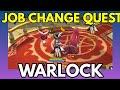 Warlock Job Change (Ragnarok Mobile 3d)